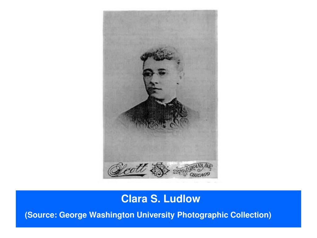 Clara S. Ludlow