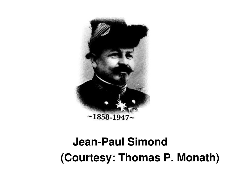 Jean-Paul Simond