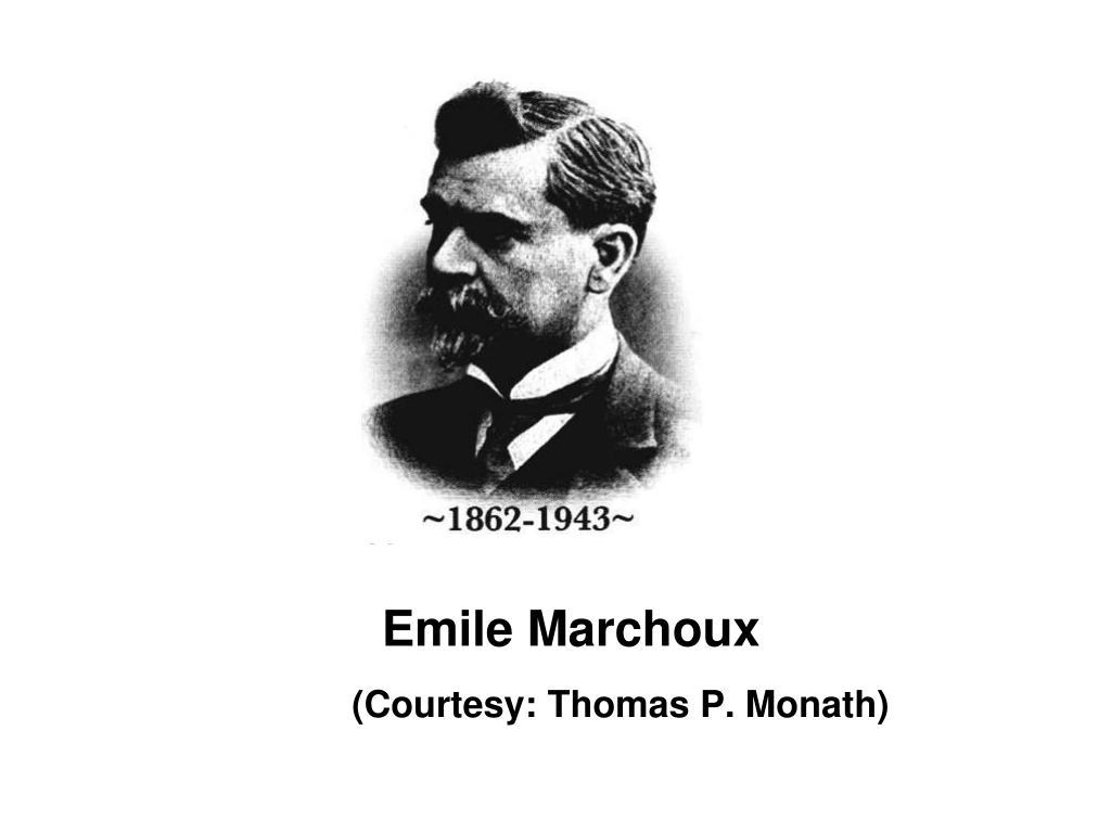 Emile Marchoux