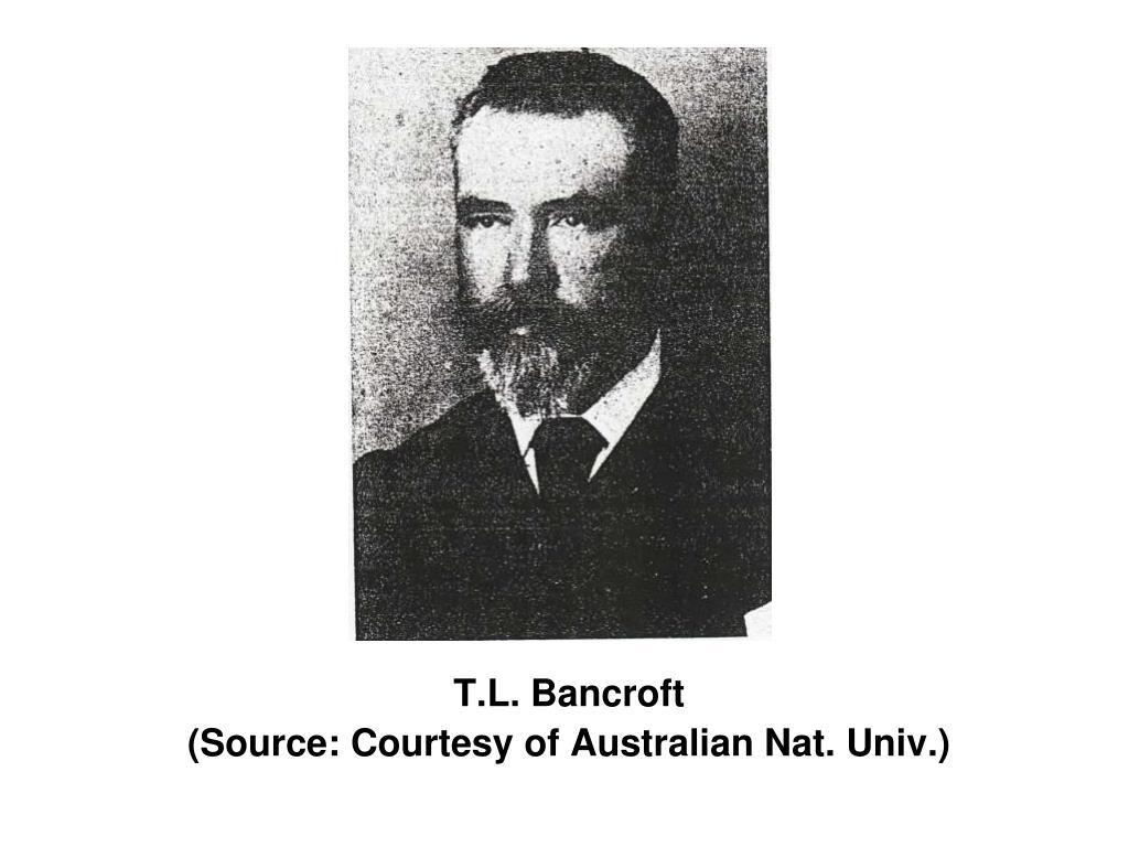 T.L. Bancroft