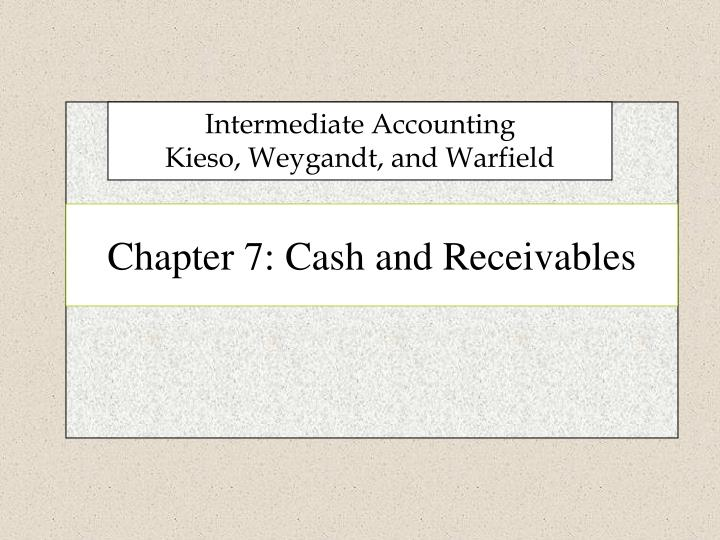 Chapter 7 cash and receivables l.jpg
