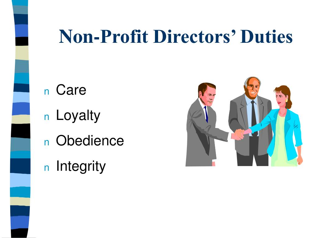 Non-Profit Directors' Duties