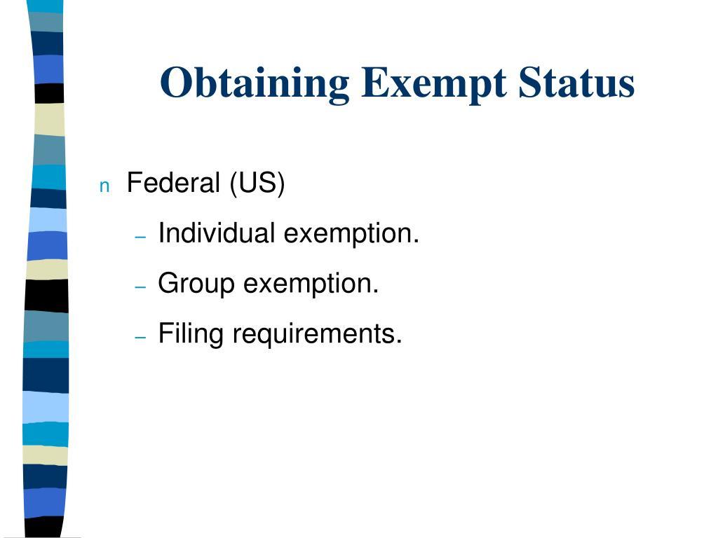 Federal (US)