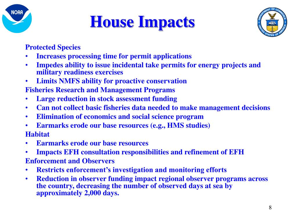 House Impacts