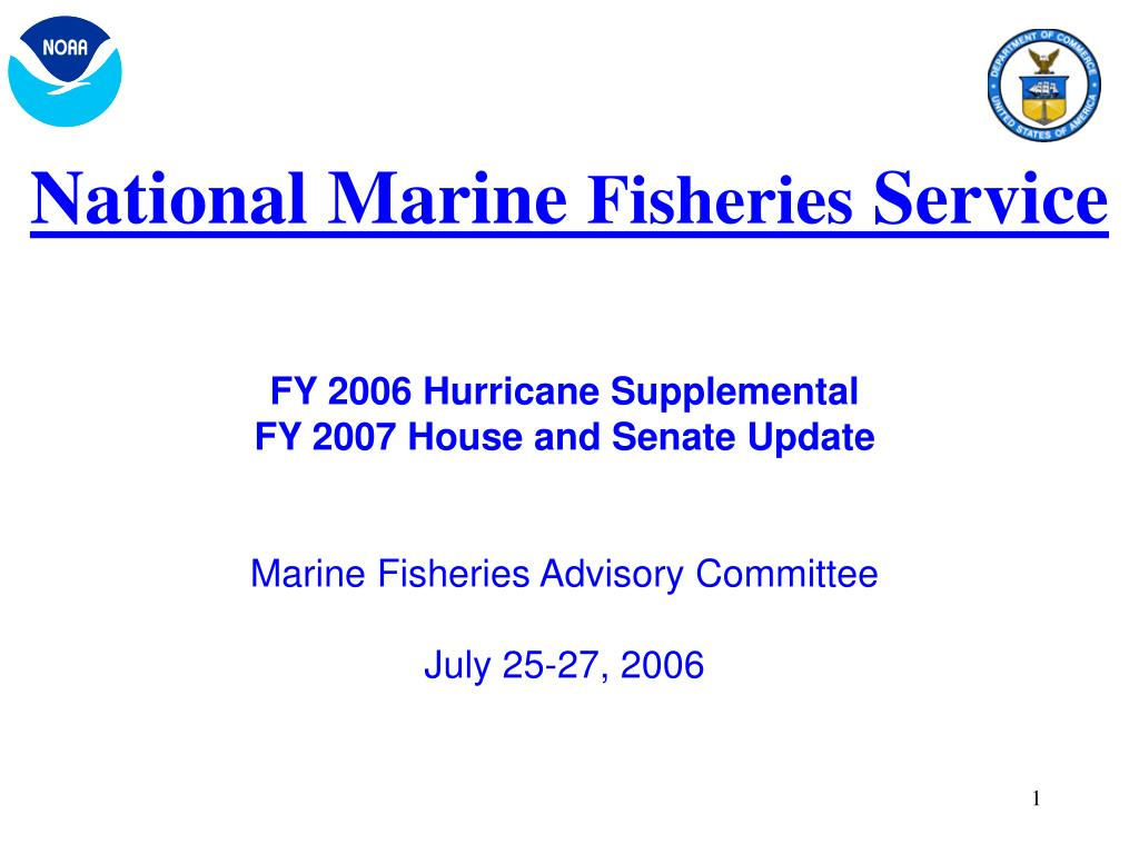 FY 2006 Hurricane Supplemental