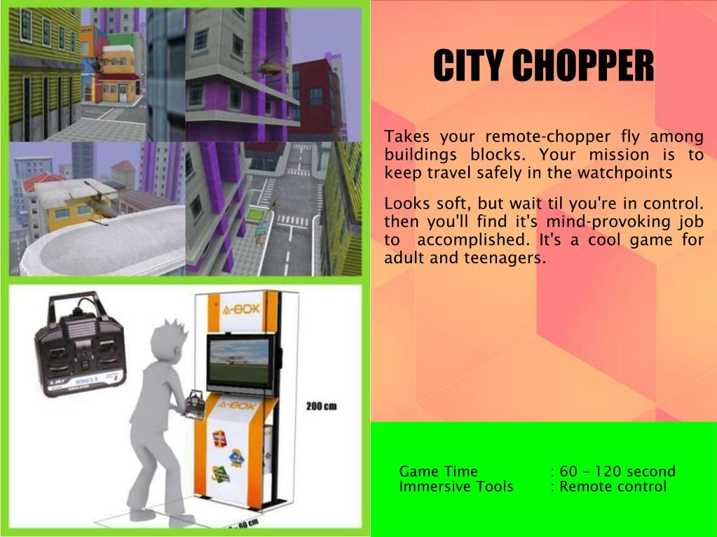 CITY CHOPPER
