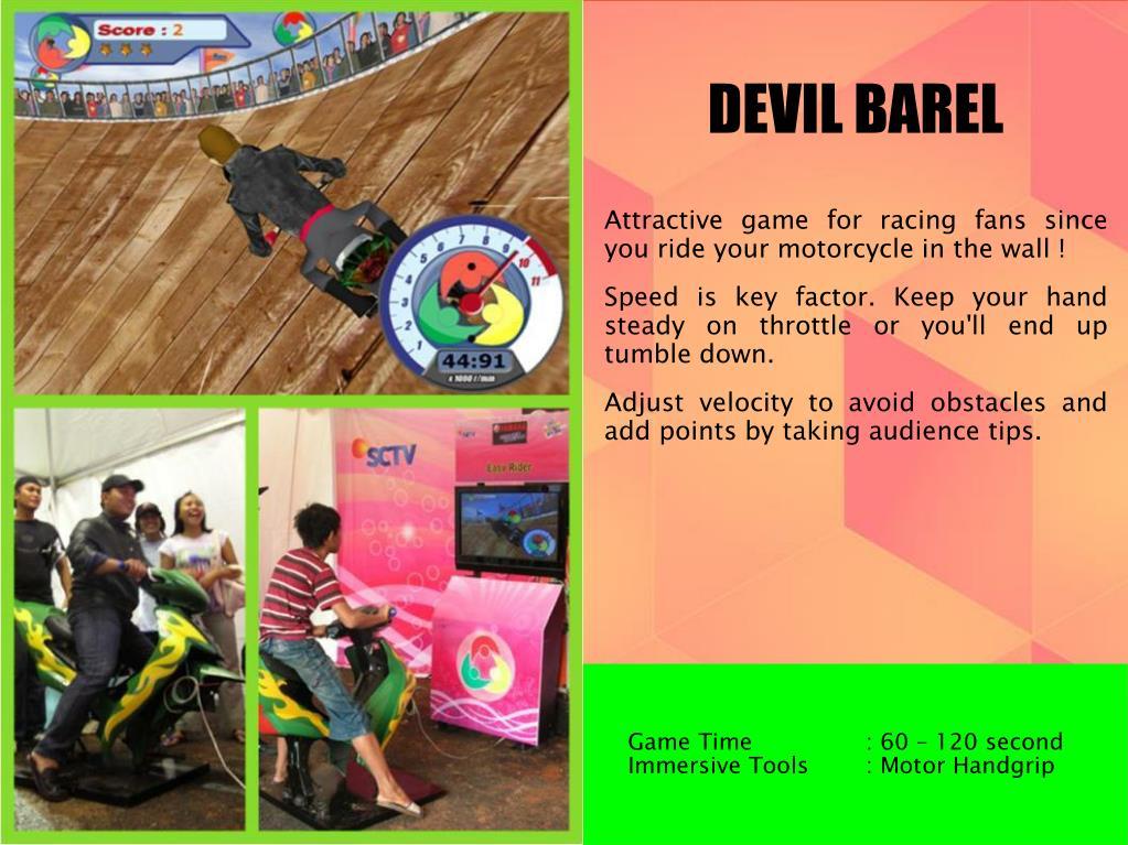 DEVIL BAREL