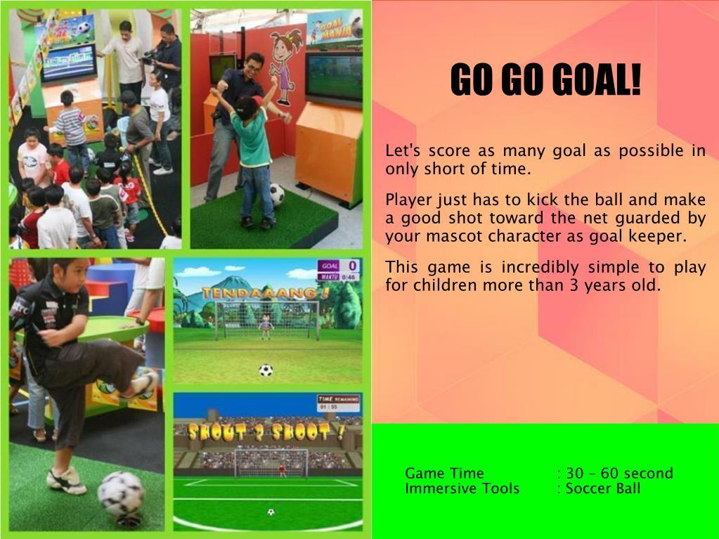 GO GO GOAL!