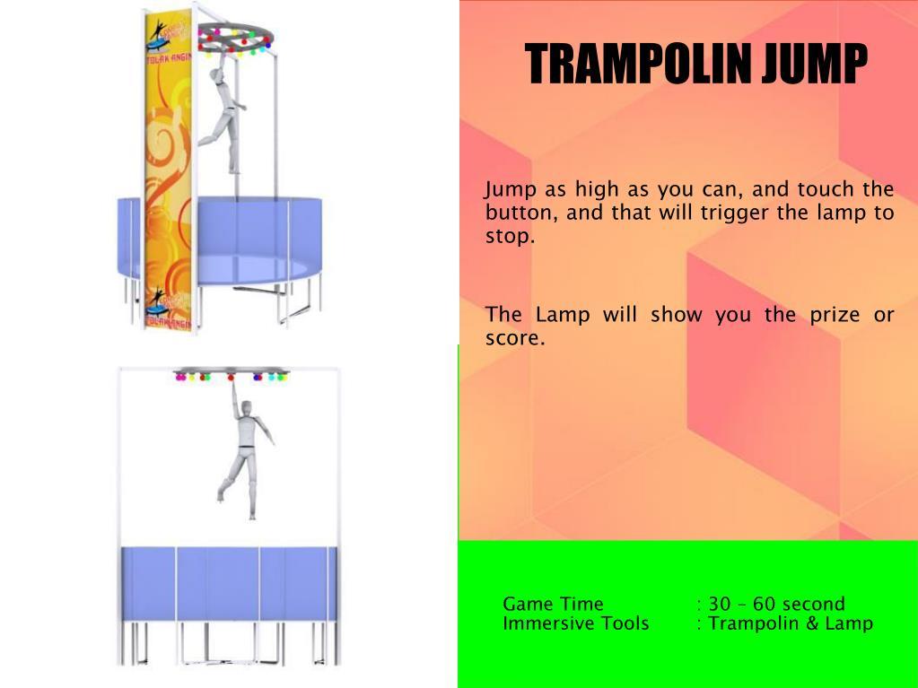 TRAMPOLIN JUMP