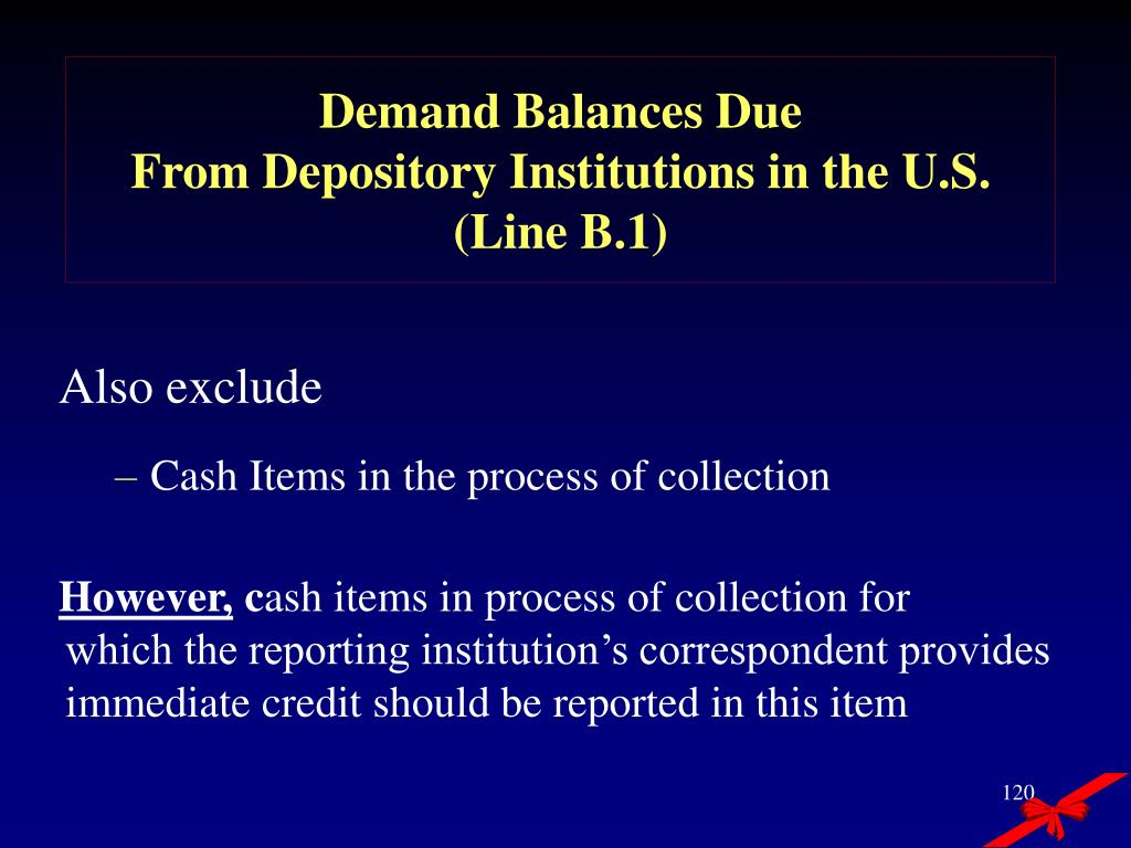 Demand Balances Due