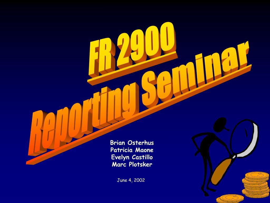 FR 2900