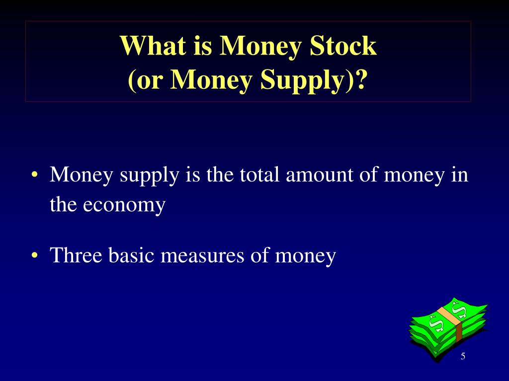 What is Money Stock
