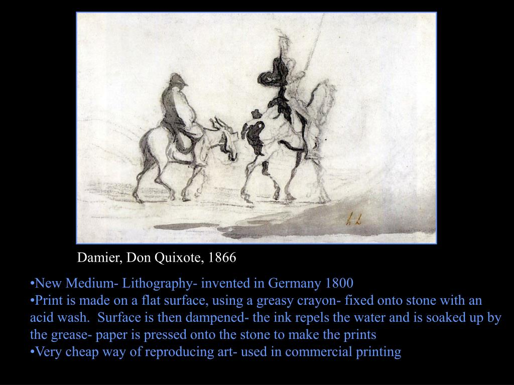 Damier, Don Quixote, 1866