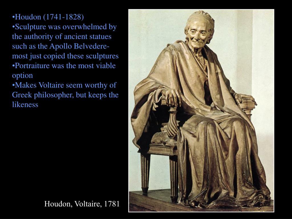 Houdon (1741-1828)
