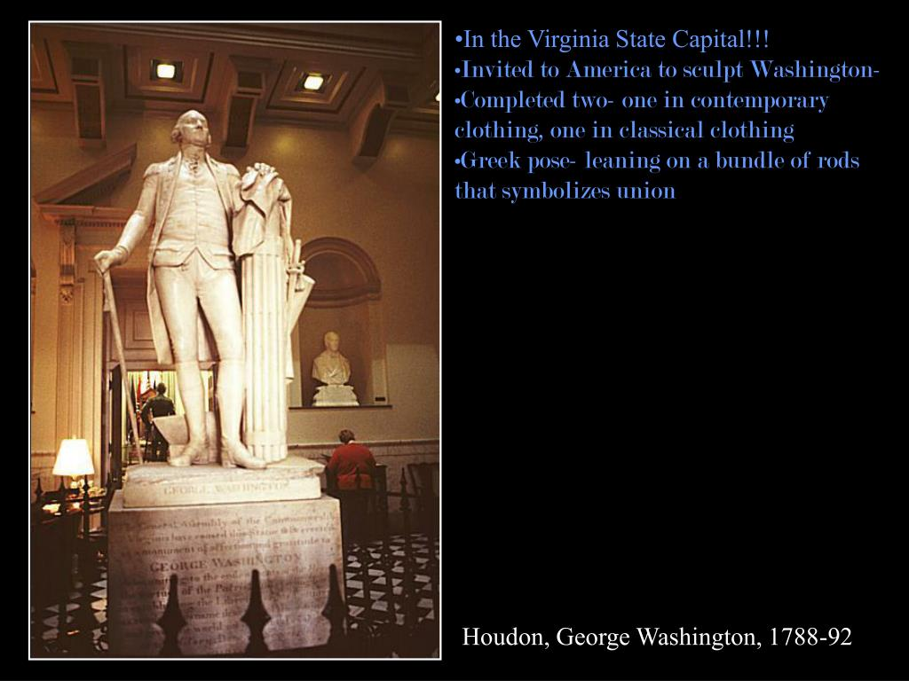 In the Virginia State Capital!!!