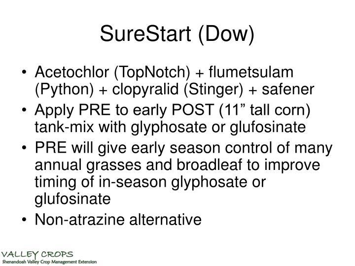 SureStart (Dow)