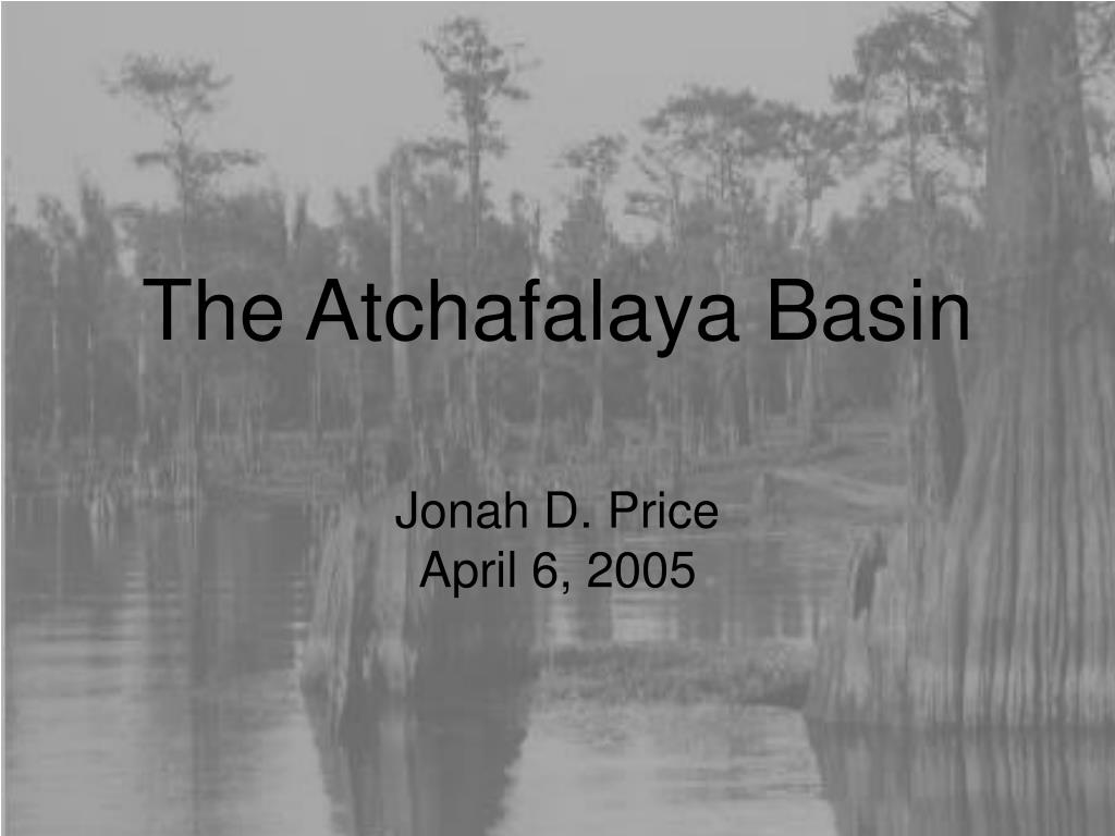 The Atchafalaya Basin