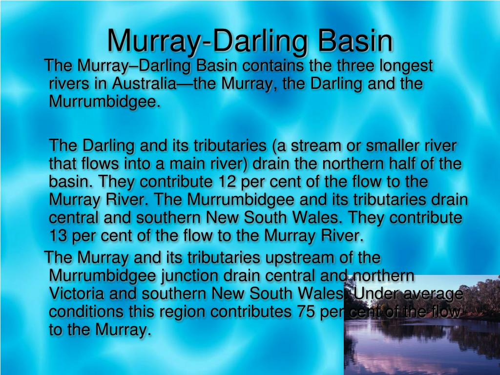Murray-Darling Basin