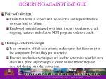 designing against fatigue23