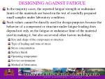 designing against fatigue9