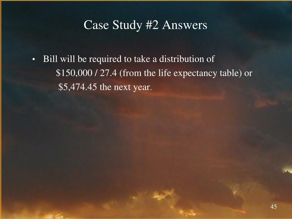 Case Study #2 Answers