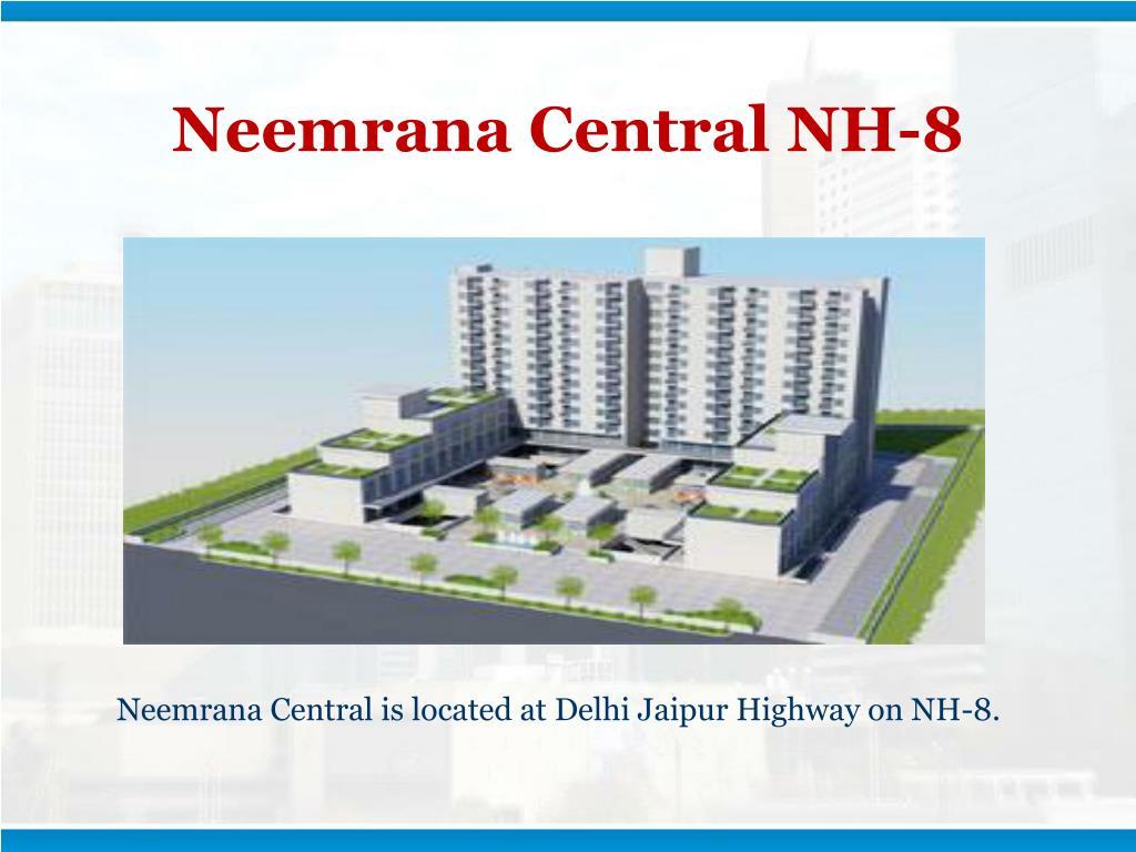 Neemrana Central NH-8