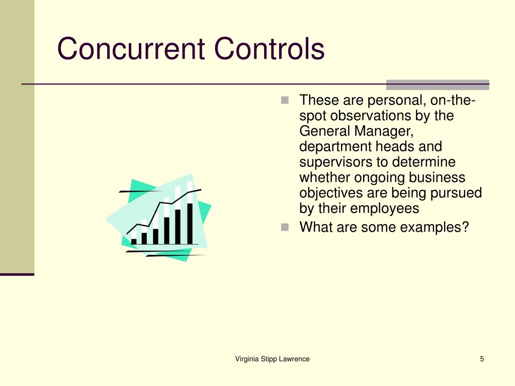 Concurrent Controls