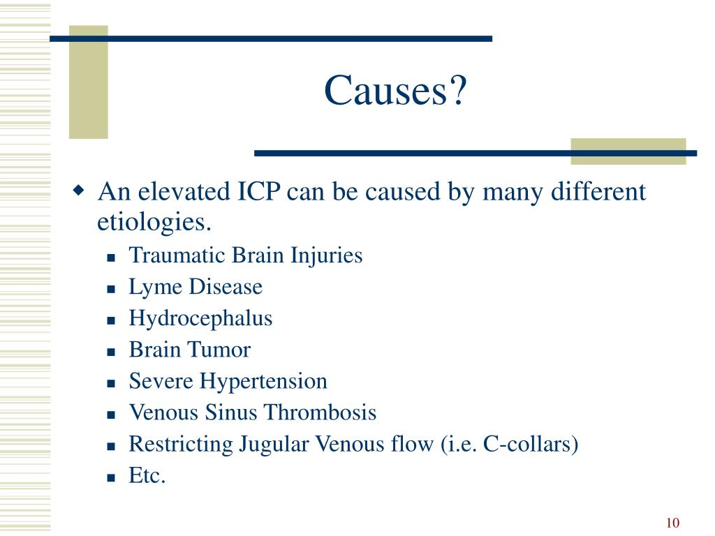 Causes?