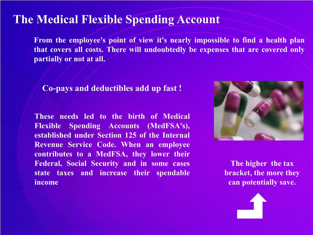 The Medical Flexible Spending Account