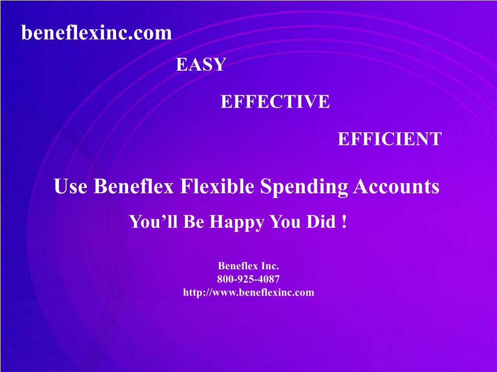 beneflexinc.com