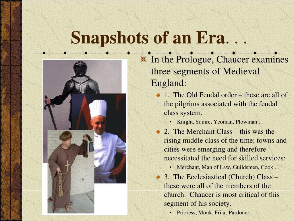 Snapshots of an Era