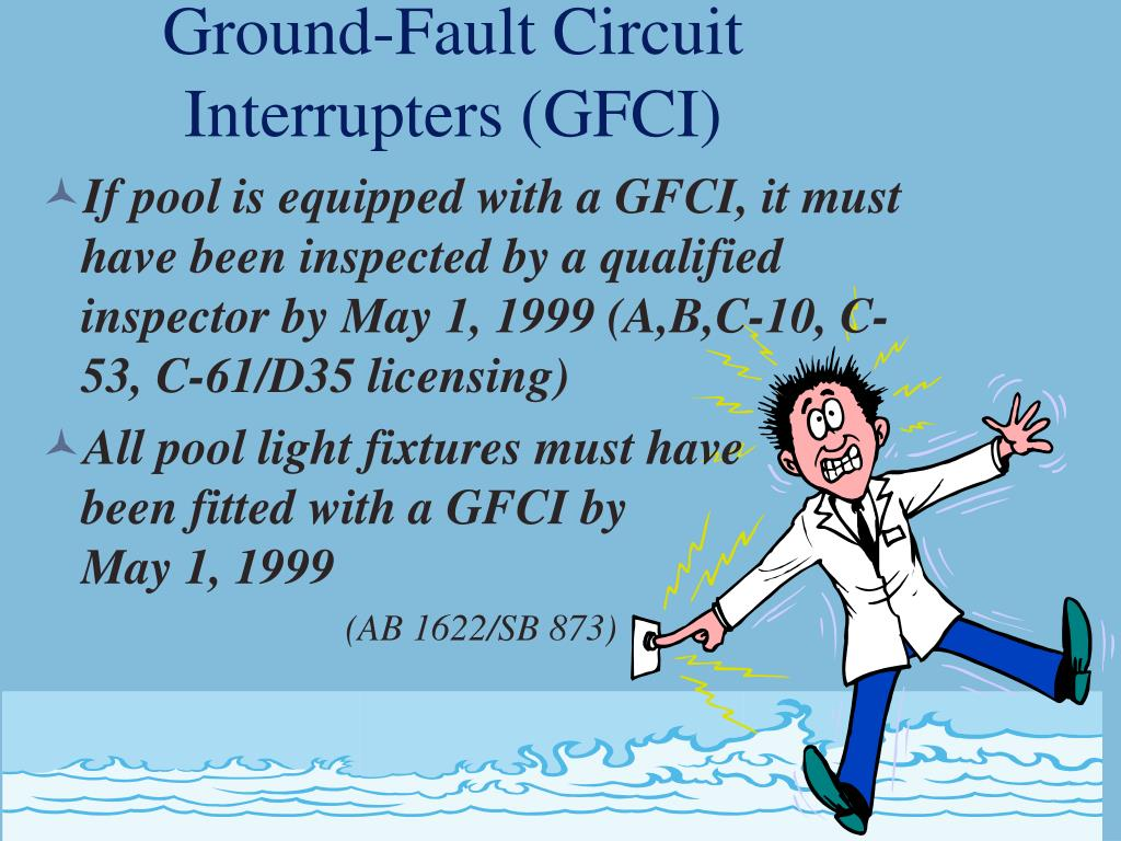Ground-Fault Circuit Interrupters (GFCI)