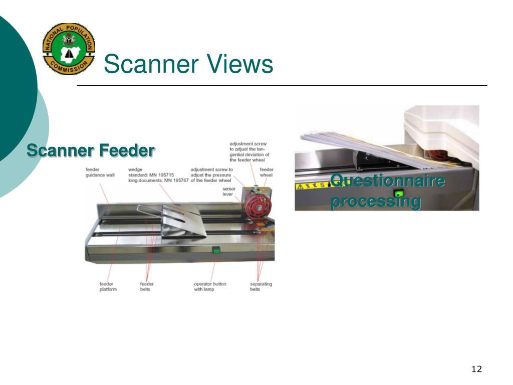 Scanner Views