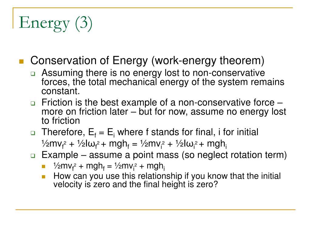 Energy (3)