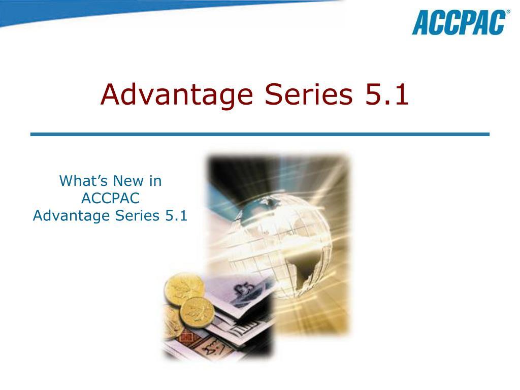 advantage series 5 1