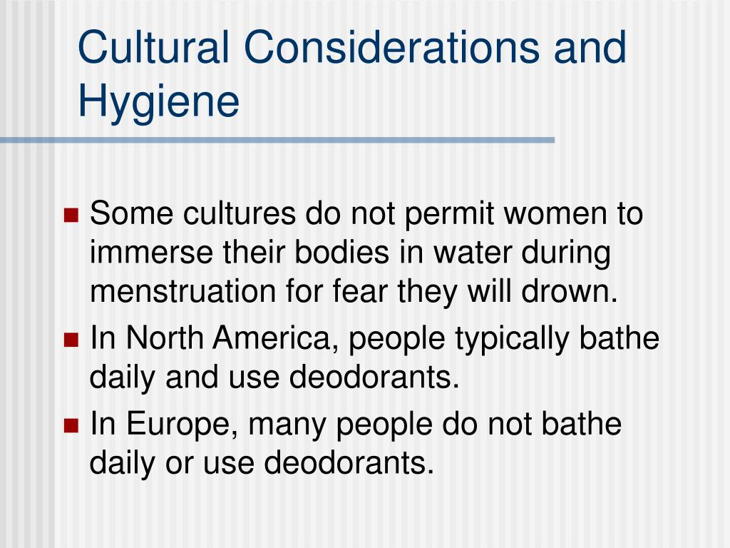 Cultural considerations survey of justice and