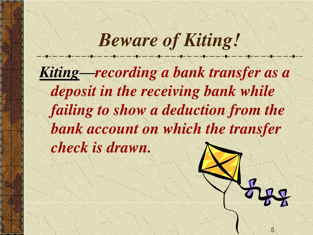 Beware of Kiting!