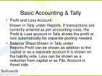 basic accounting tally19