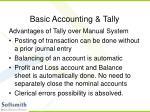 basic accounting tally20