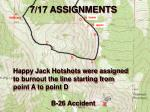 7 17 assignments