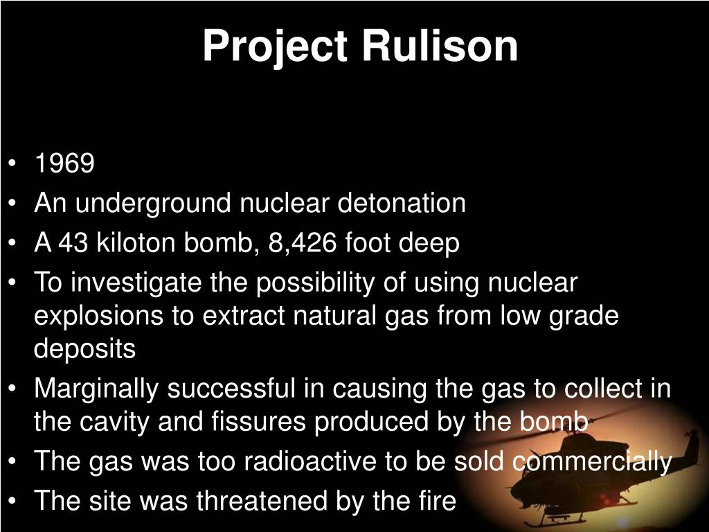 Project Rulison