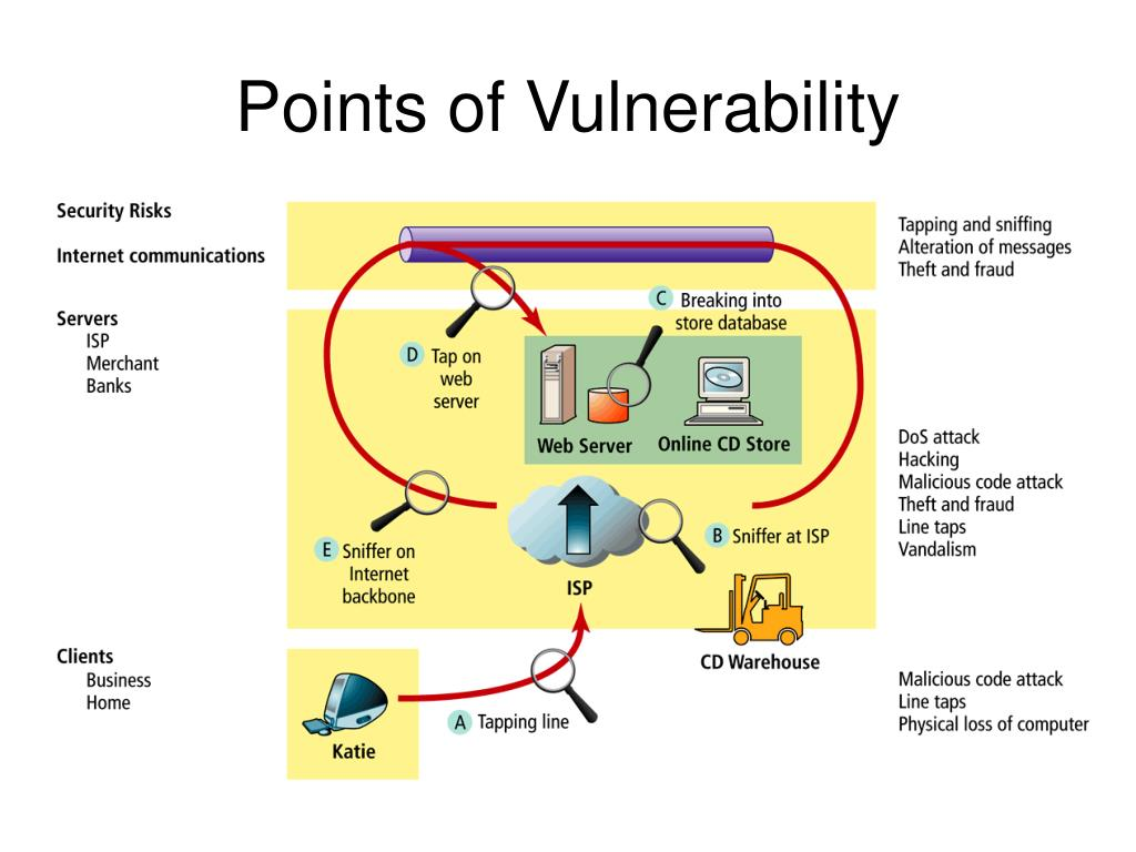 Points of Vulnerability