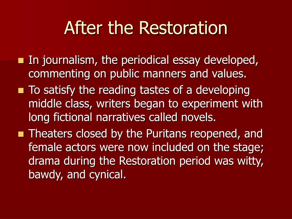 puritans ideas and values from 1630 1660 s The puritans fled england to  why did the puritans really leave england for the  in fact the decade 1630-1640 became known as the great migration and.