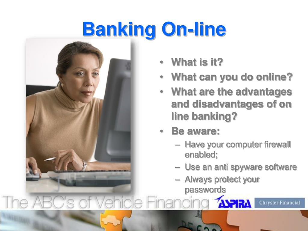 Banking On-line