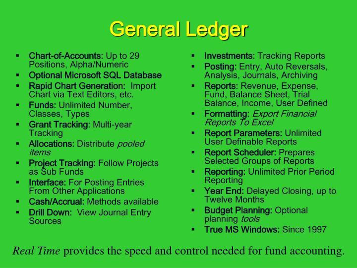Chart-of-Accounts: