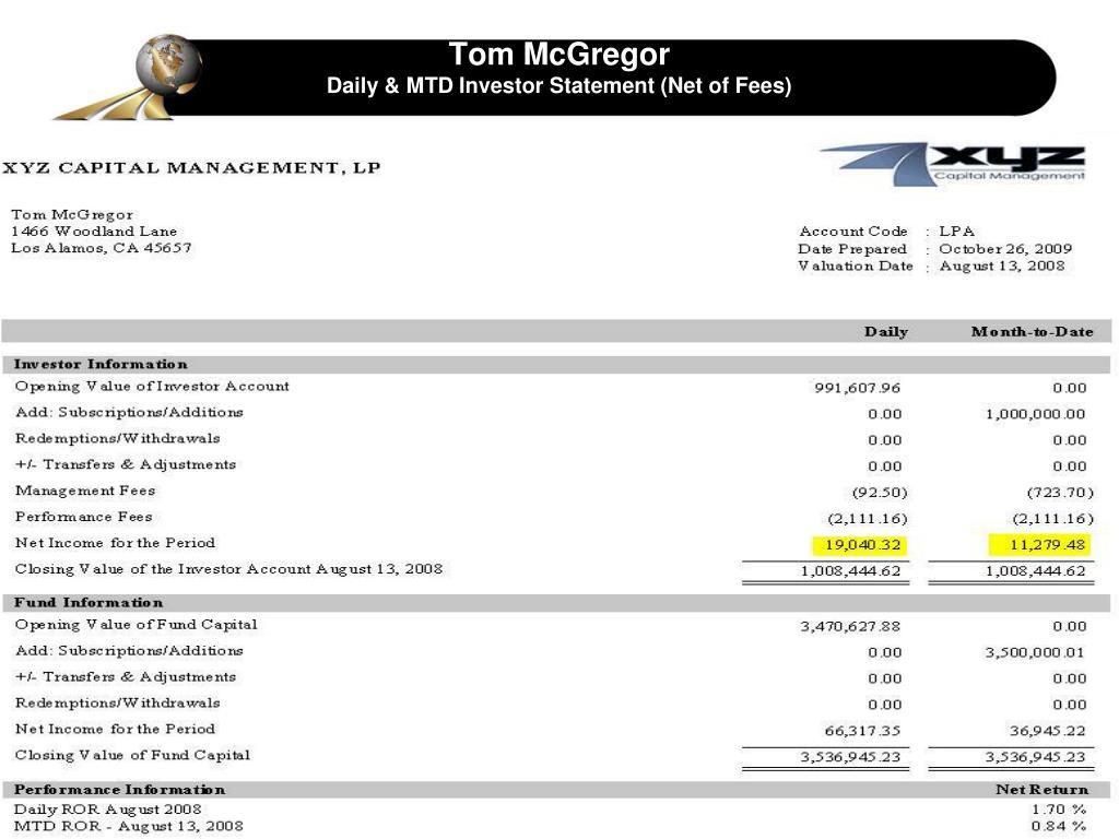 Tom McGregor