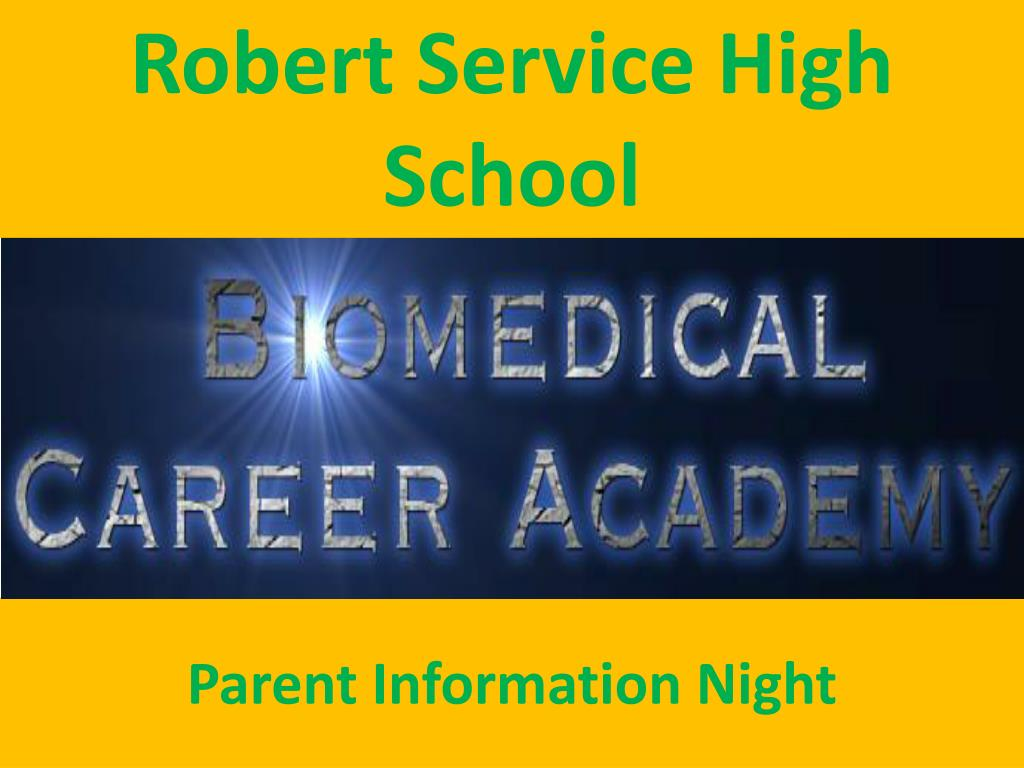 Robert Service High School