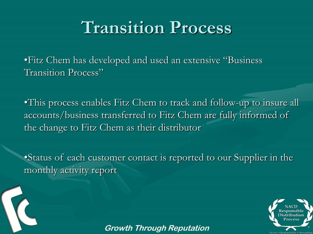 Transition Process