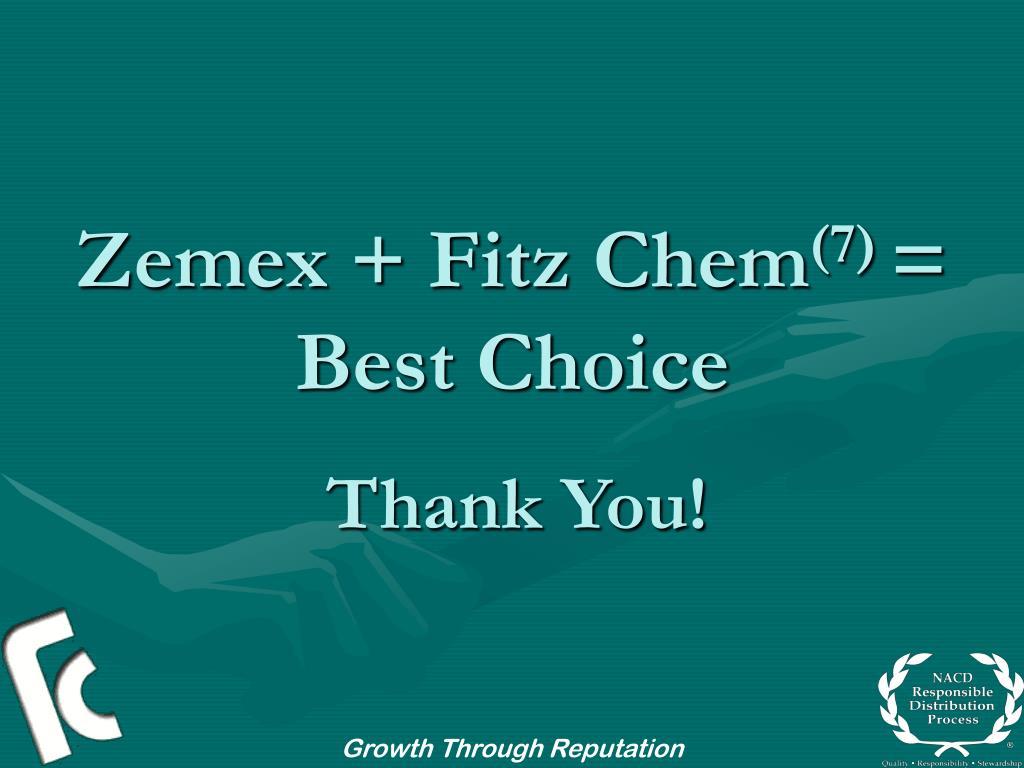 Zemex + Fitz Chem