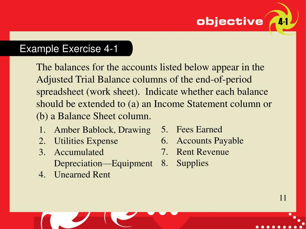 Example Exercise 4-1